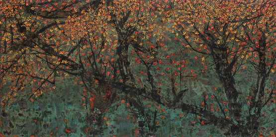 Spring in the Forest | Rừng Xuân