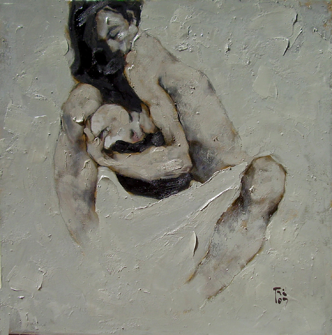 Mother and Child No. 2 | Mẫu Tử 02