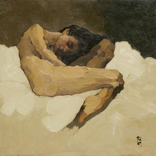 Sleeping Nude | Ngủ Khỏa Thân