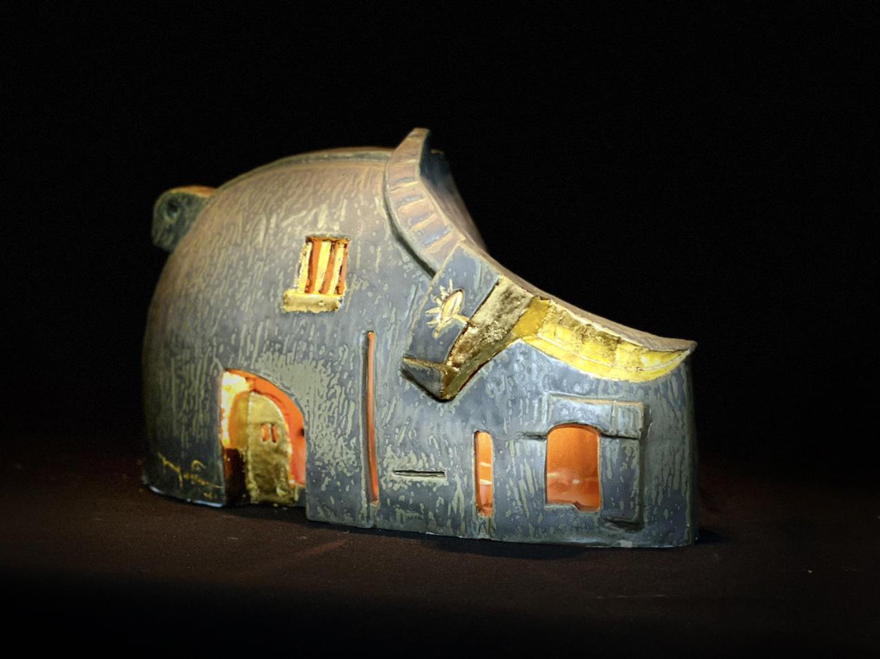 Buffalo House 03 | Trâu Nhà 03