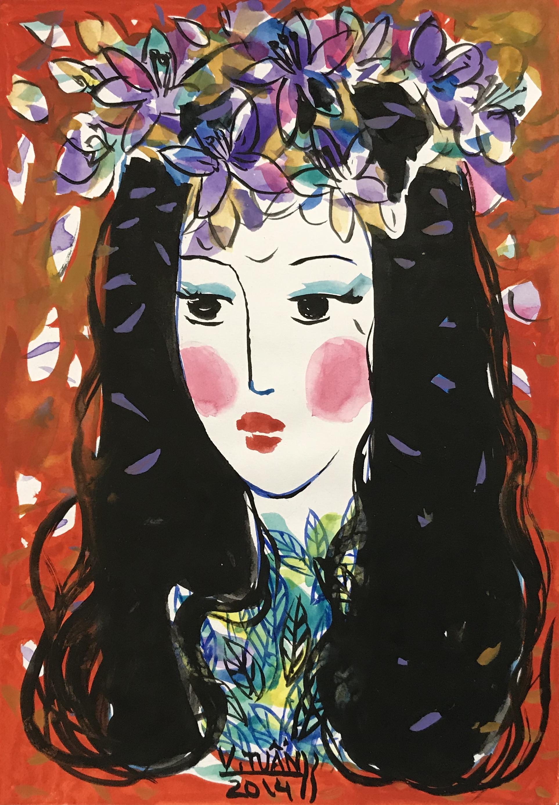 Hoa Kim Ngân | Goneysuckle Flowers