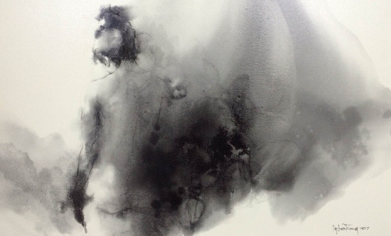 Smoky Space No. 2 | Không Gian Khói 02