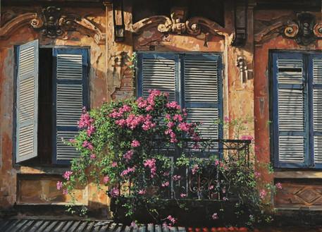 Sunny Balcony | Nắng Mai