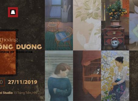 Thấp thoáng Đông Dương tại Hanoi Studio Gallery