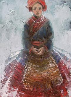 Minority Girl No. 3 | Bé gái Dân tộc Thiểu số 03