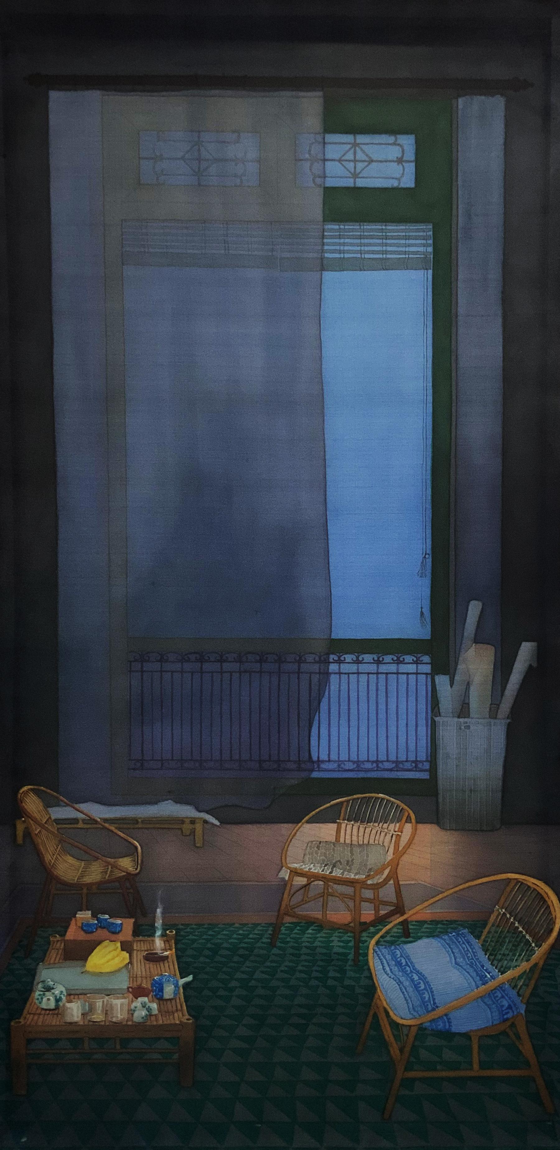 Winter Night | Đêm Đông