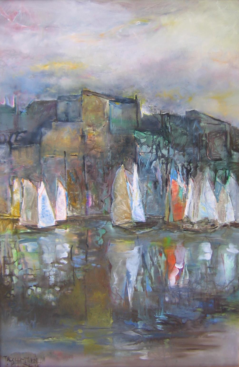 Sails In The Street | Những Cánh Buồm Trong Phố