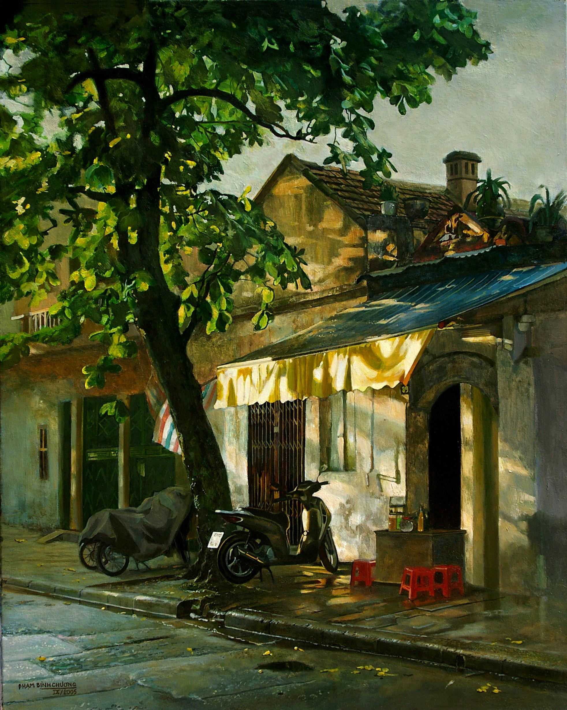 After the Rain | Tạnh Mưa
