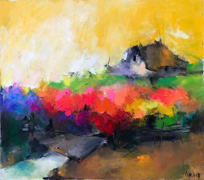 Spring Field No. 1 | Cánh Đồng Xuân 01