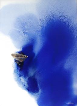 Cloud Boat 01 | Thuyền Mây 01
