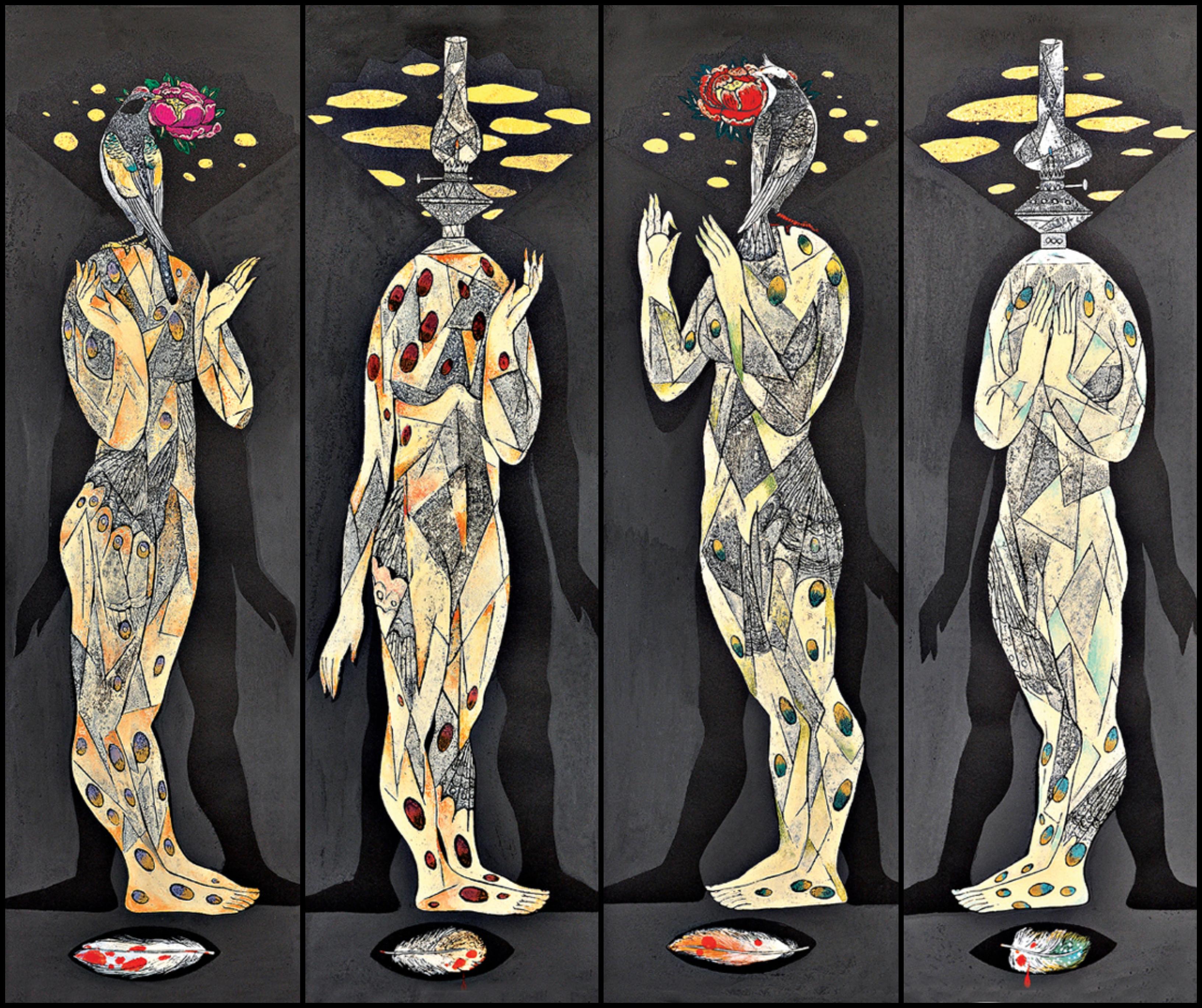 Lady No. 9, 10, 11, 12 | Quý Bà 9, 10, 11, 12