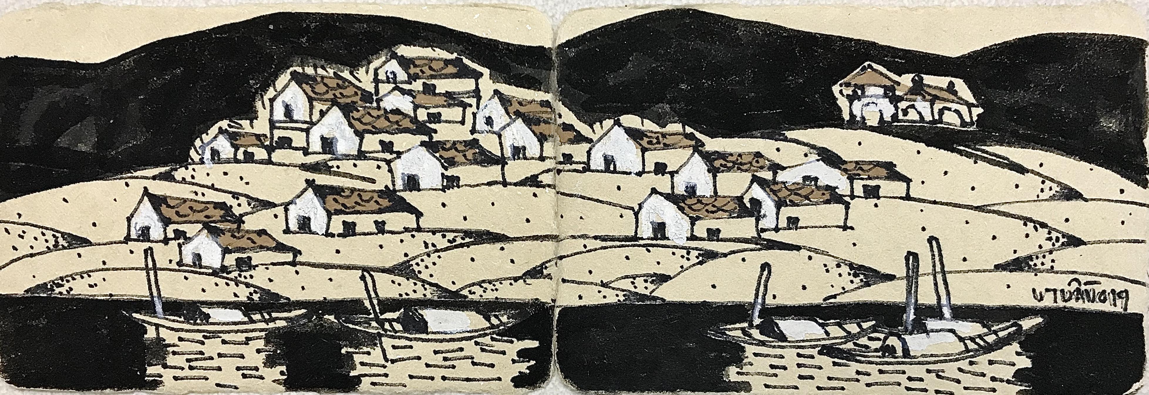 Nhà bên sông | River Houses