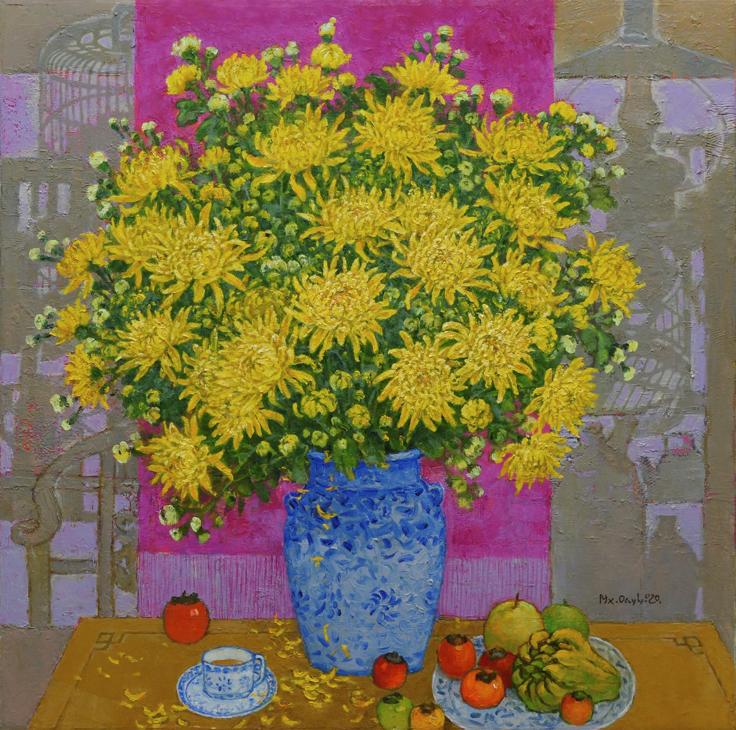 Yellow Daisy | Cúc Vàng