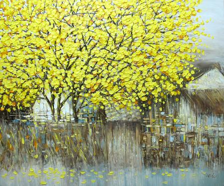 Yellow Trees | Cây Lá Vàng