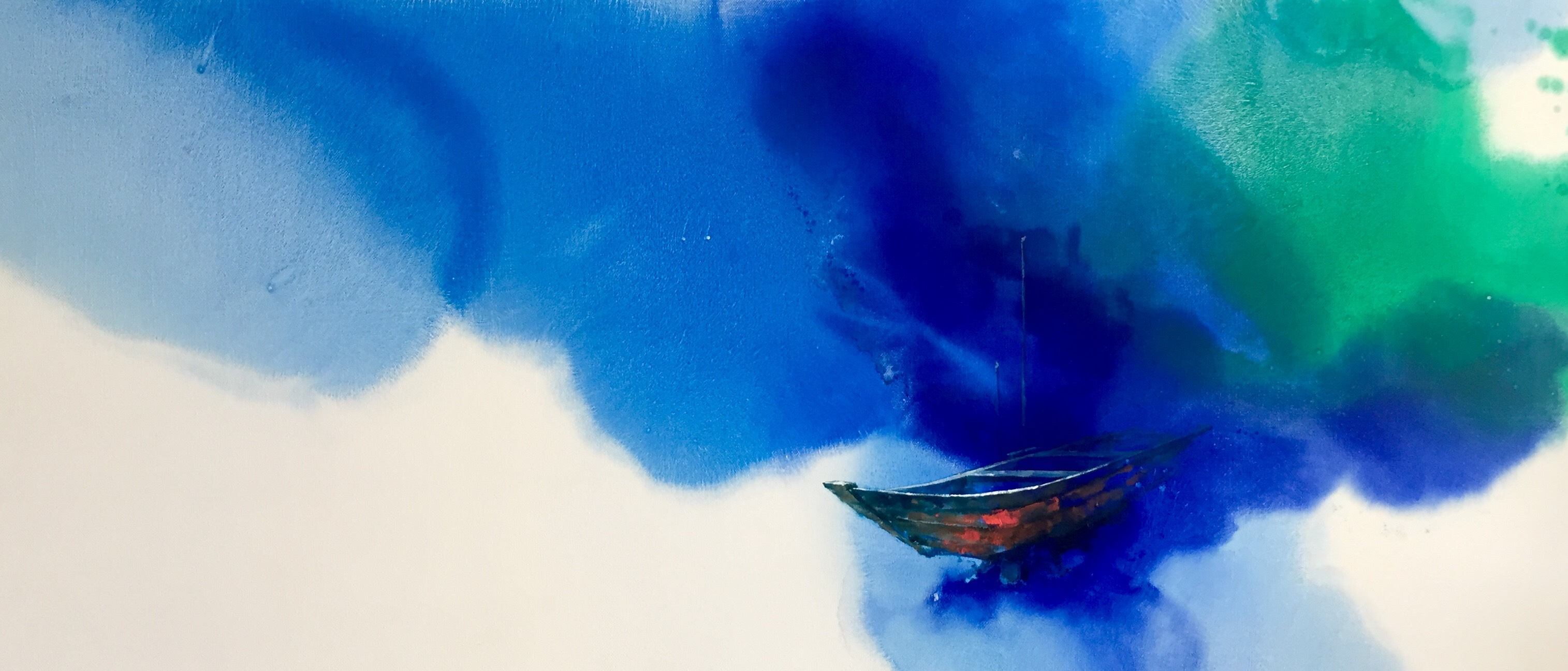 Boat of Clouds | Thuyền Mây