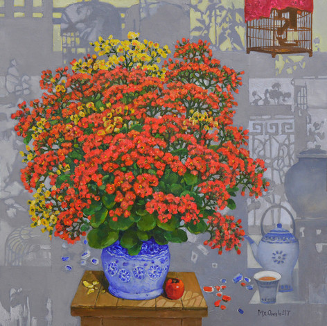 Kalanchoe Flowers | Hoa Bỏng