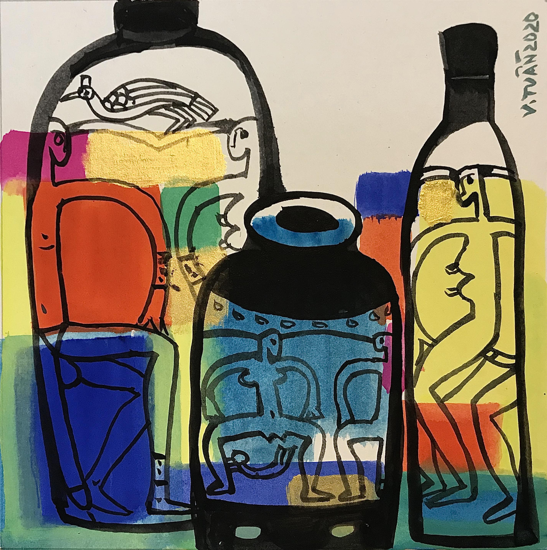 Ba cái lọ | Three Bottles