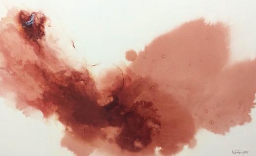 Red Space No. 3 | Không Gian Đỏ 03