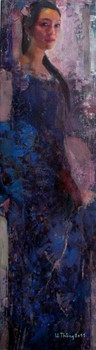 Lady in Purple | Thiếu Nữ Trong Sắc Tía