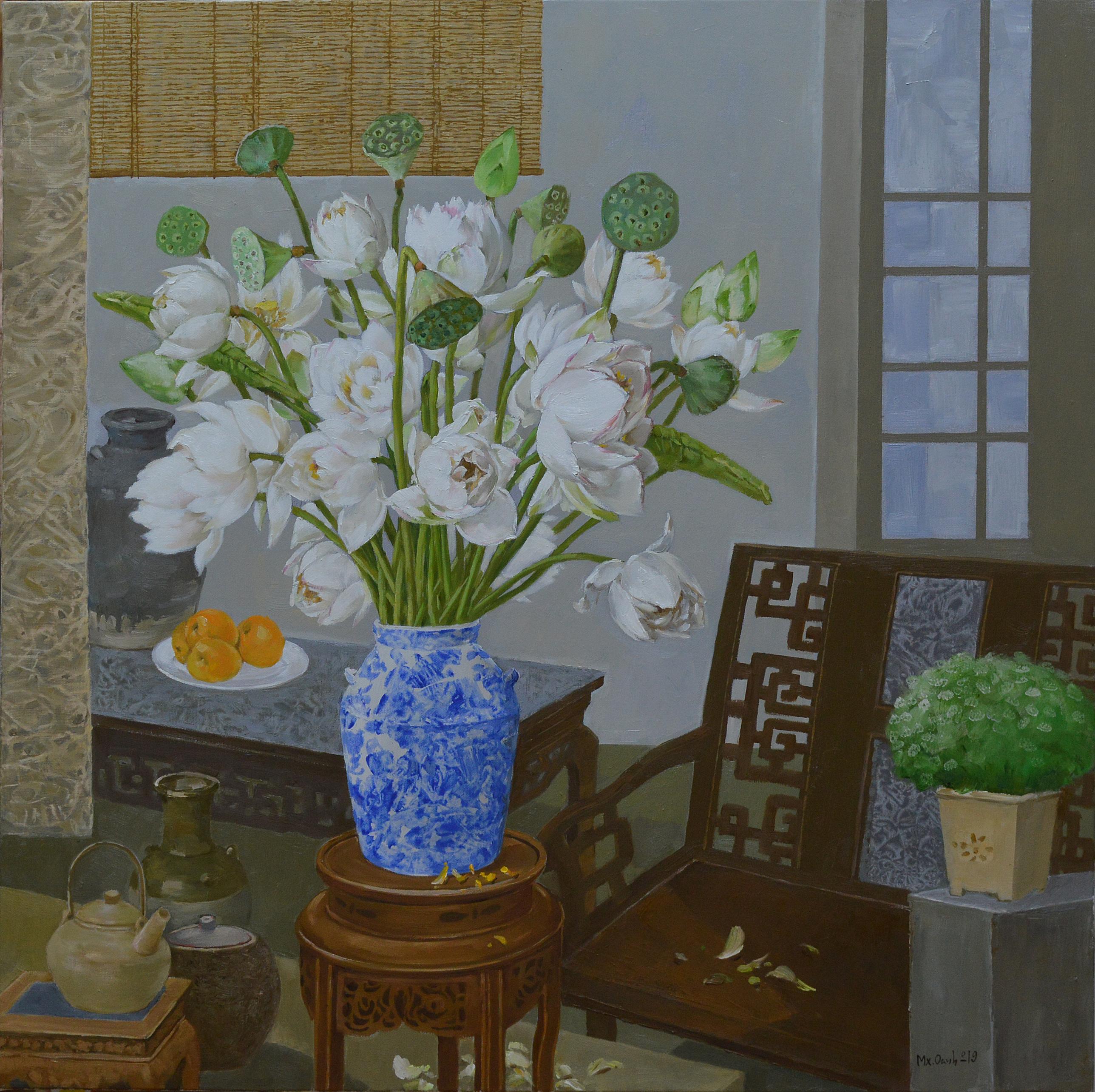 Summer Flowers No. 3 | Hoa Mùa Hạ 03