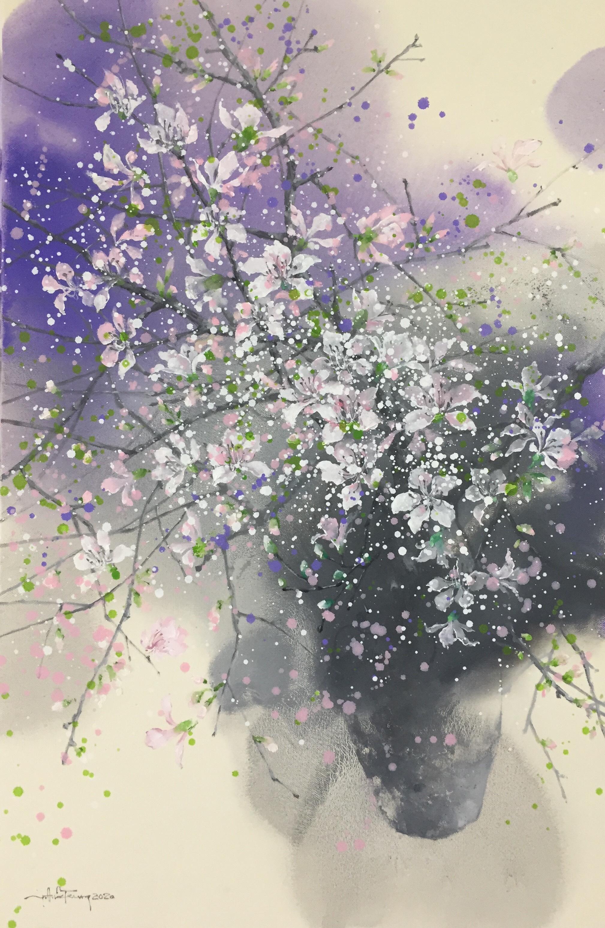 Spring Comes - Ban Flowers | Hoa Ban