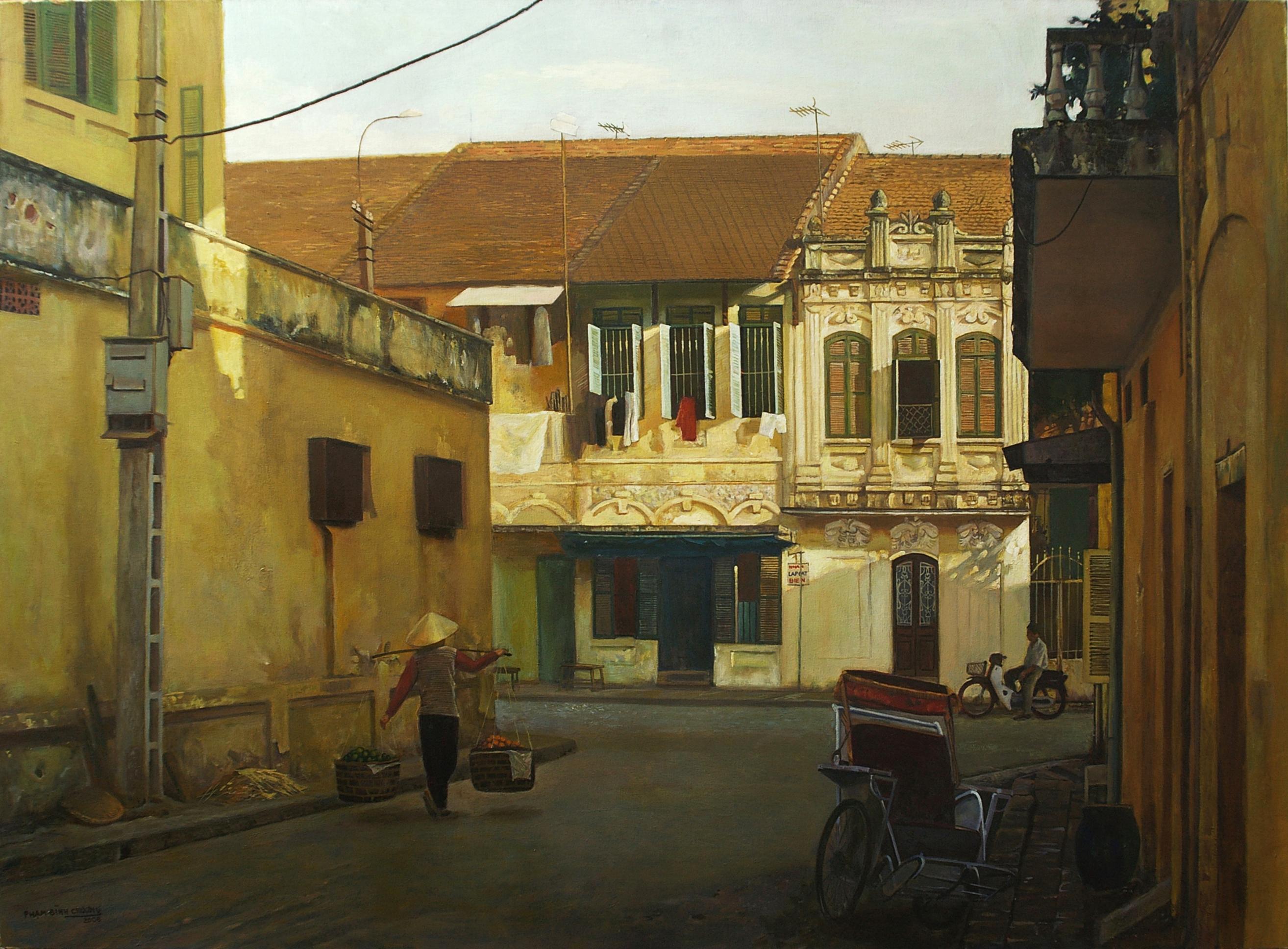 Phan Huy Ich Street | Phố Phan Huy Ích