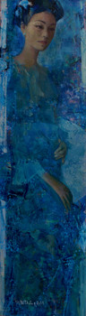 Lady in Blue   Thiếu Nữ Trong Sắc Lam