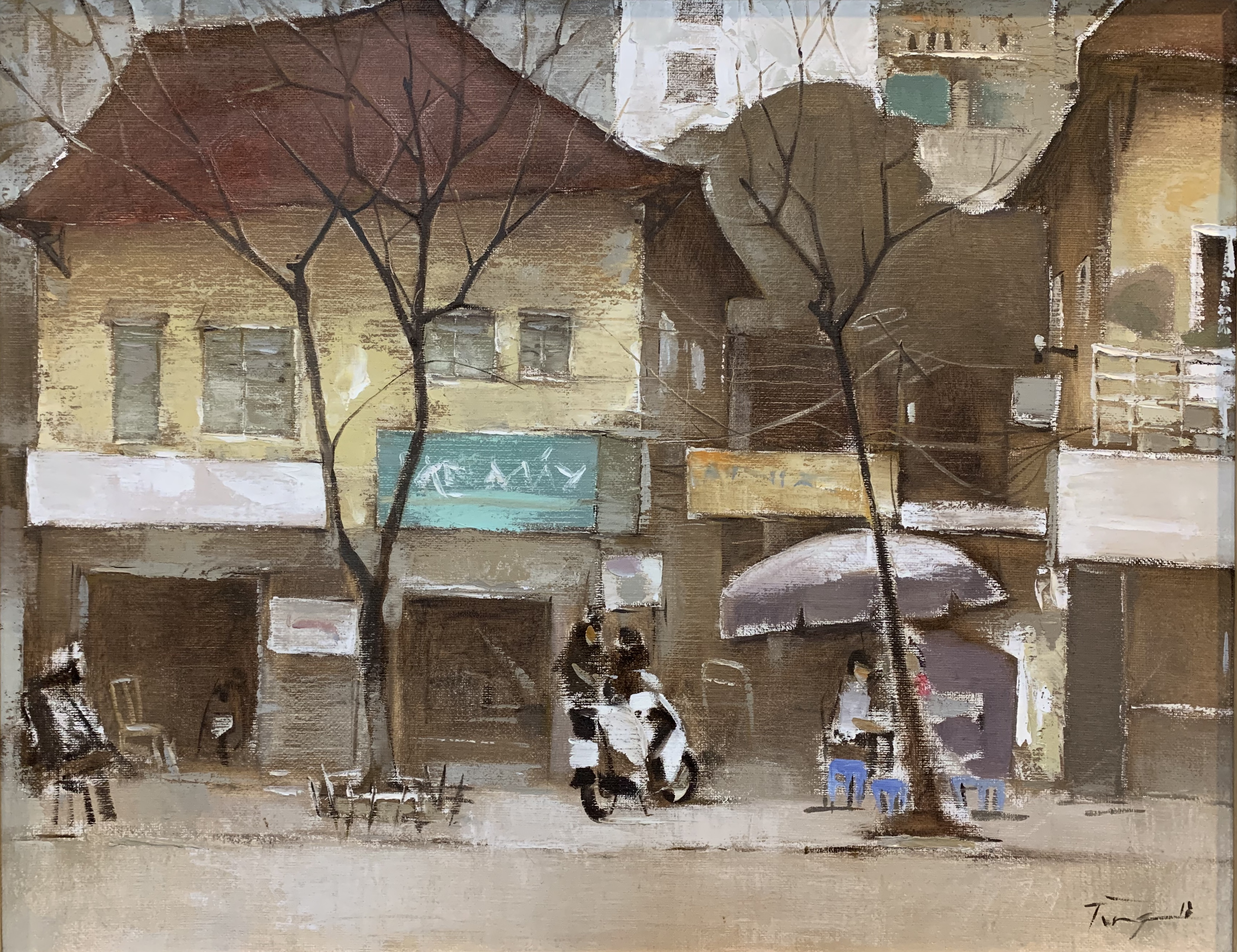 Old Street | Phố Xưa