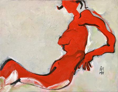 Red Nude | Nude Đỏ