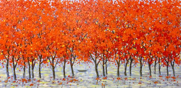 Red Leaf Season | Mùa Lá Đỏ
