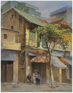 Phố Heo May | Autumn Street