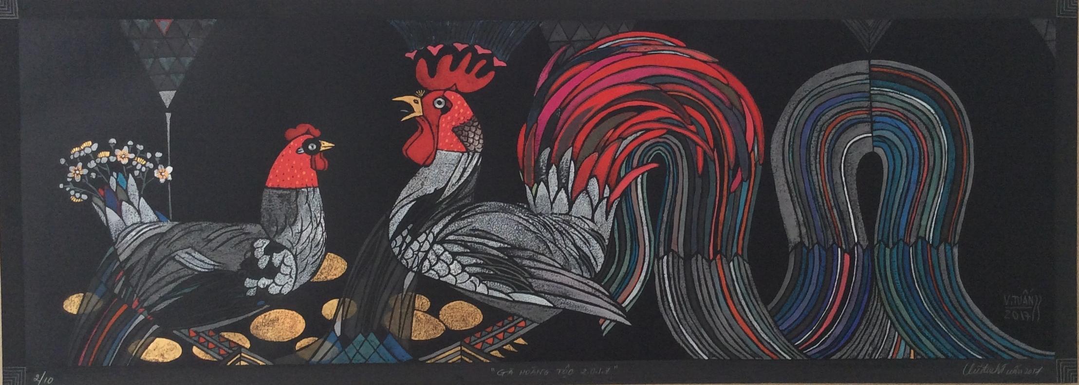 Royal Chicken No. 1   Gà Hoàng Tộc No. 1