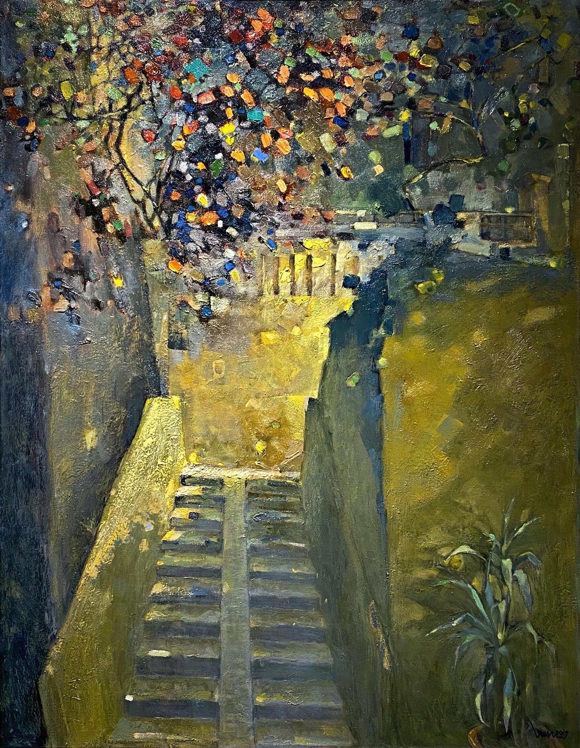 Old Stairway | Lối Cũ