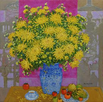 Yellow Daisy | Hoa Cúc Vàng