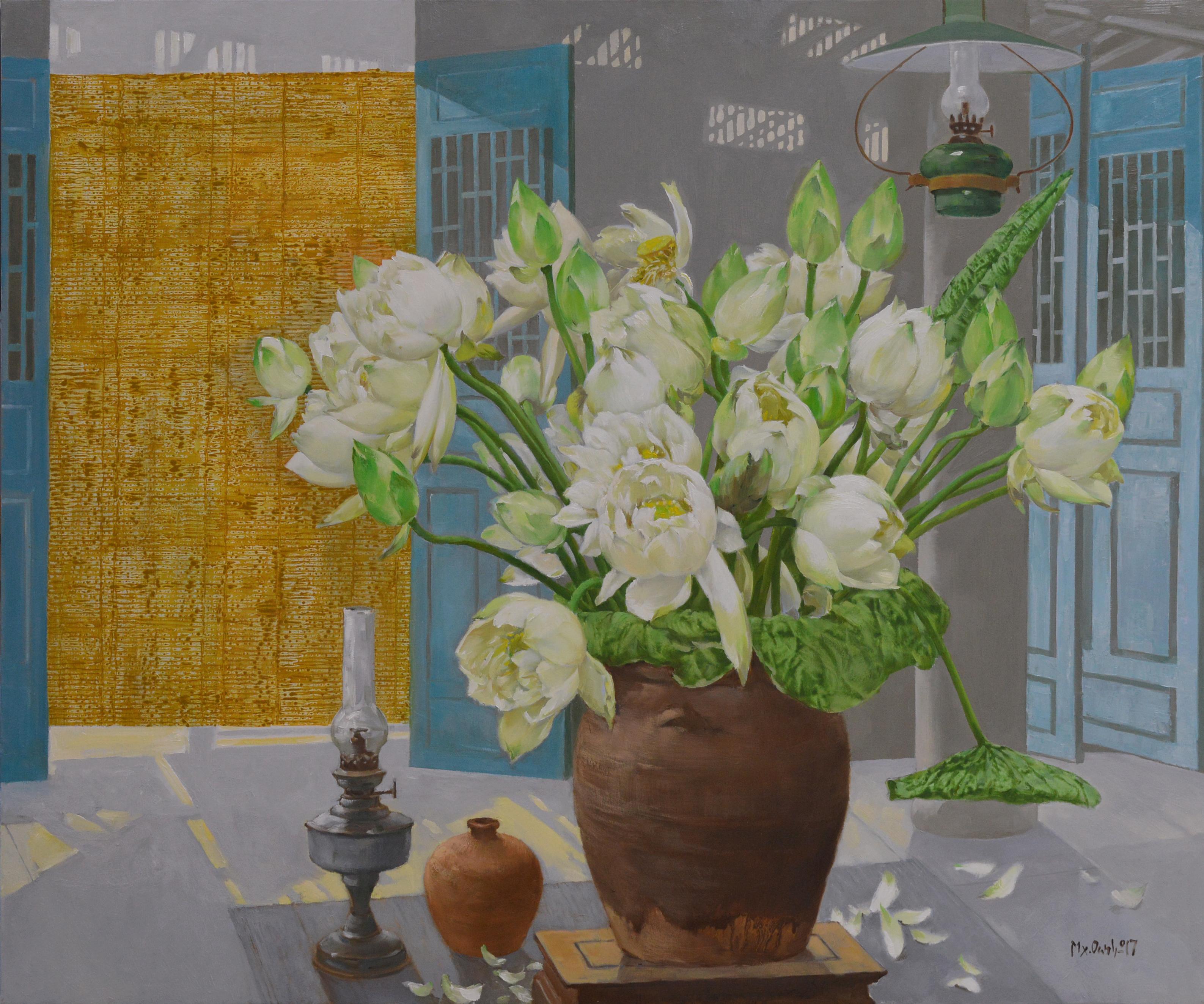 White Lotus | Sen Trắng