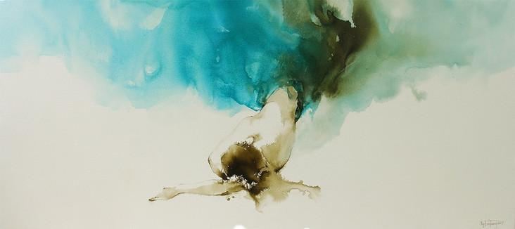 Blue Space 03 | Không Gian Xanh 03