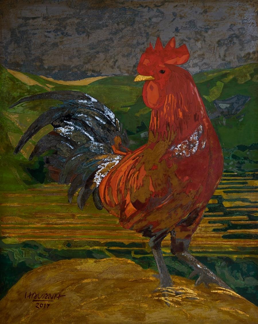 Highland Chicken   Gà Vùng Cao