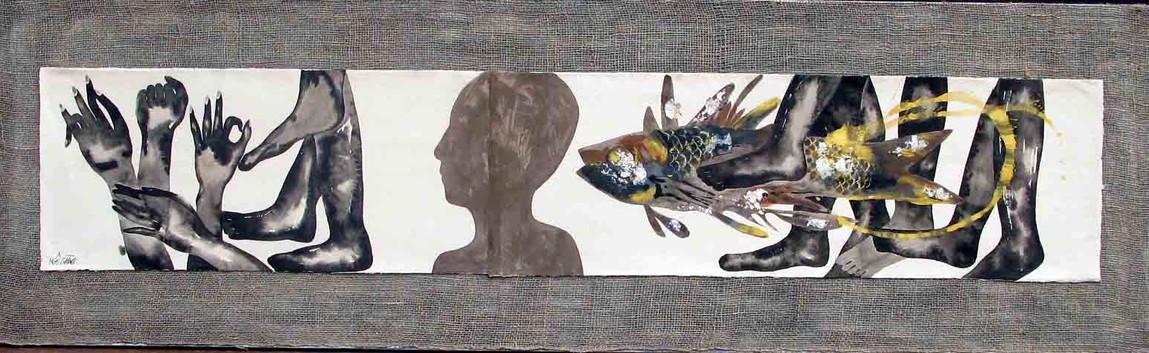 Power of Fish and Labourers No. 2   Quyền lực của Cá và Những kẻ làm thuê 02