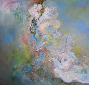 The Flowing Cloud | Đám Mây Chảy