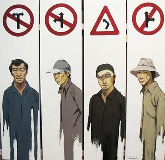 Four Men | Bốn Người Đàn Ông