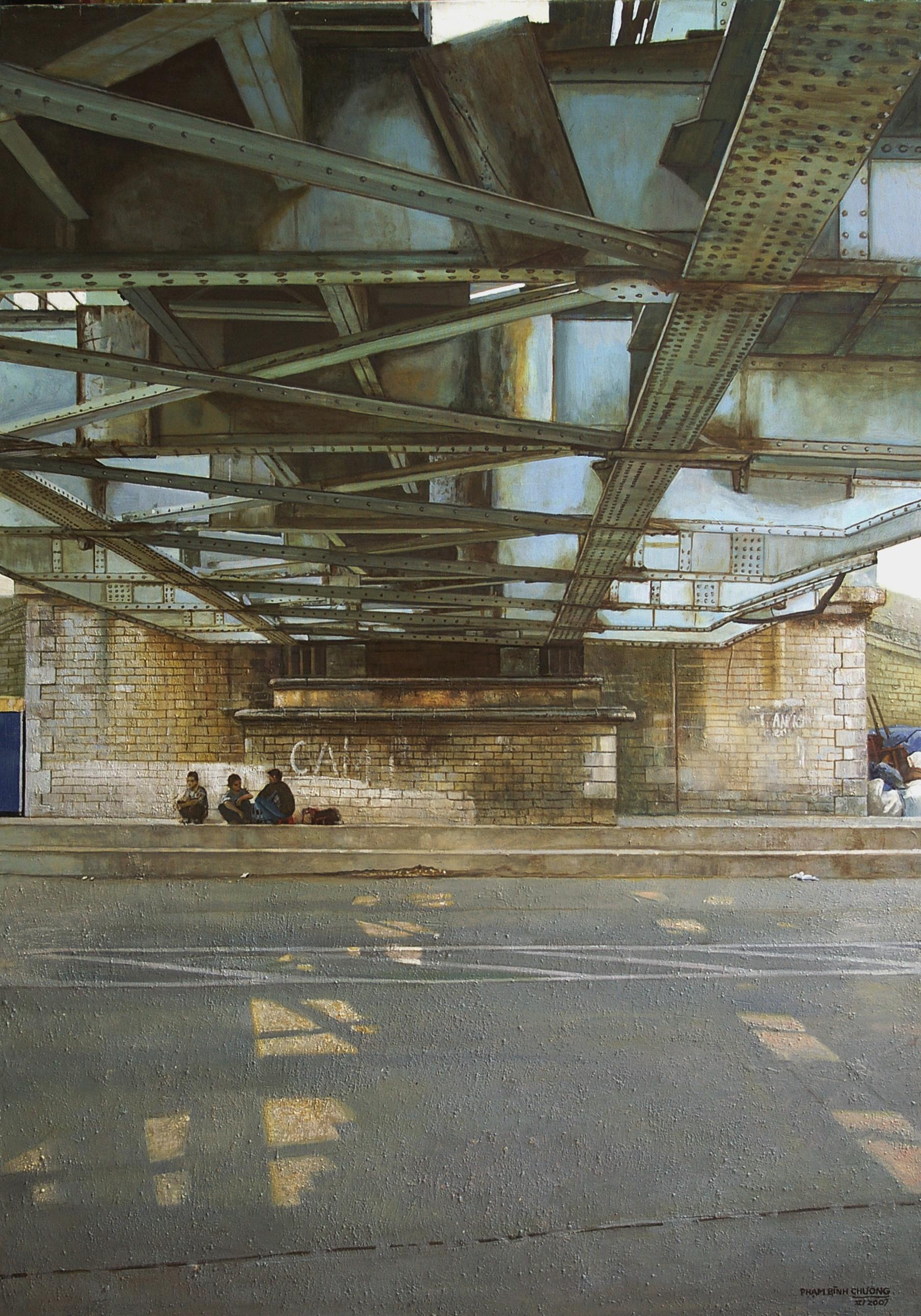 Under  the Bridge | Gầm Cầu