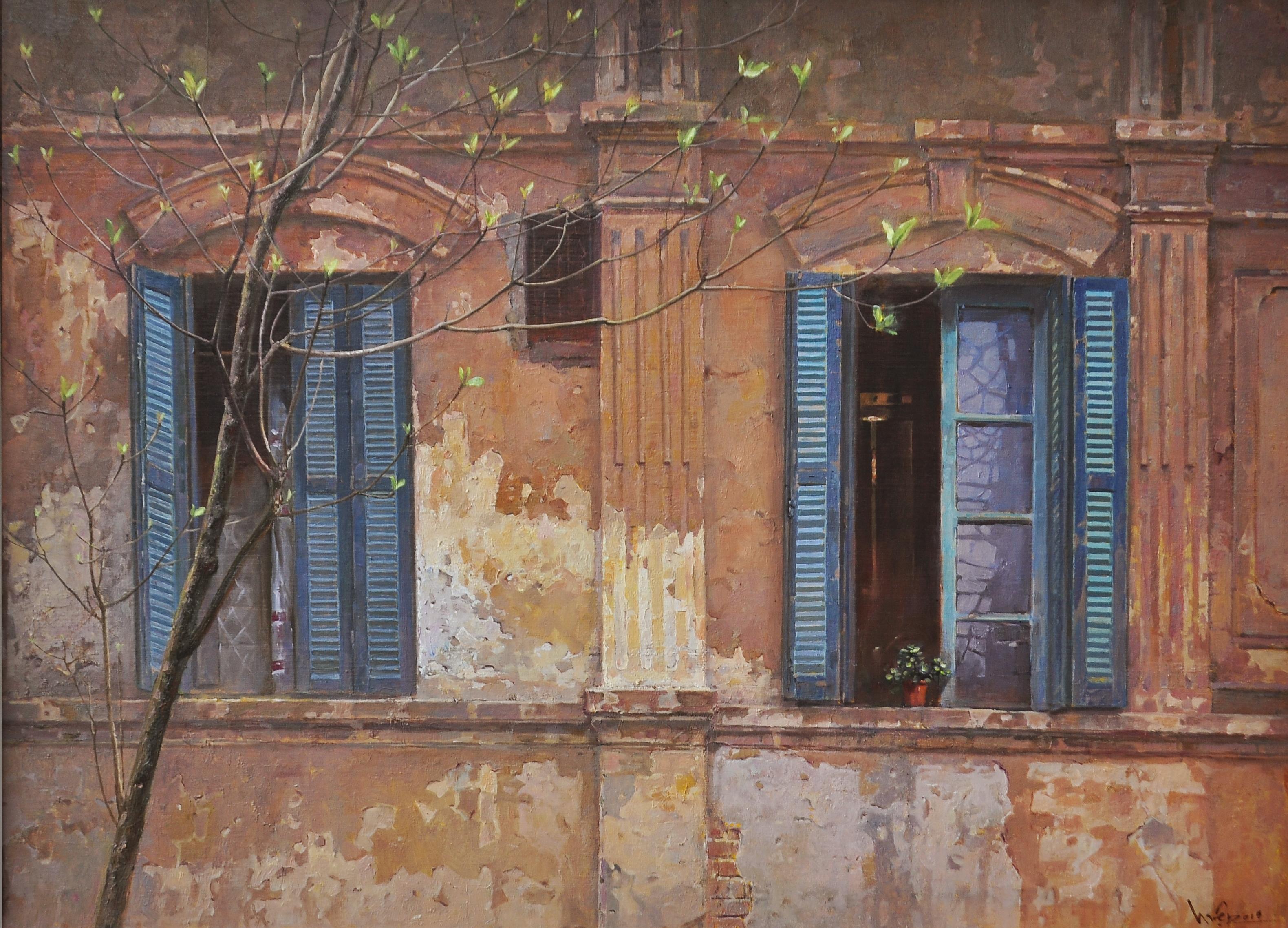 Spring by the Window | Mùa Xuân Bên Cửa Sổ