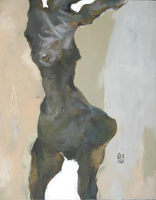 Grey Nude | Nude Xám