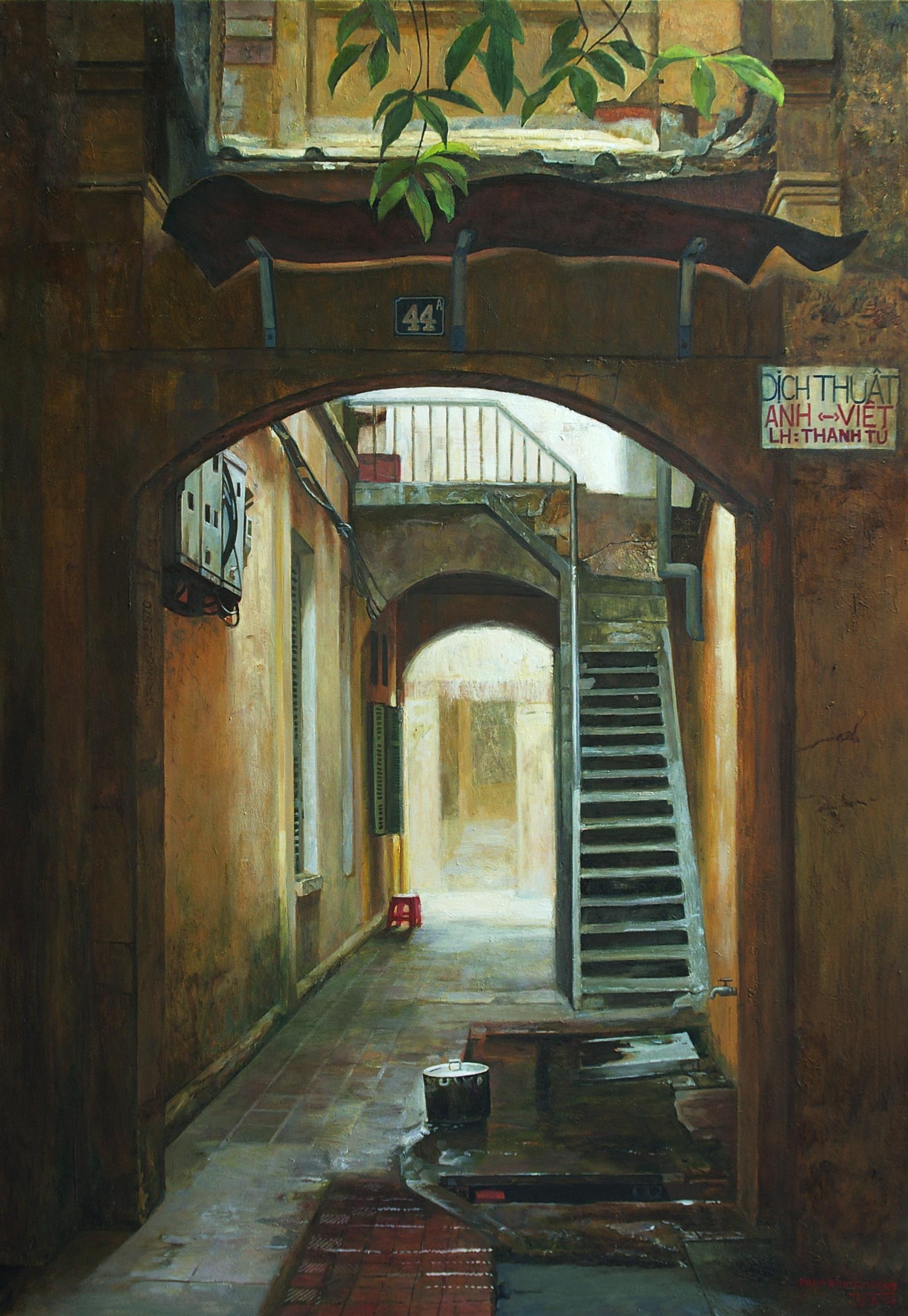 Old Gate | Cổng Cũ