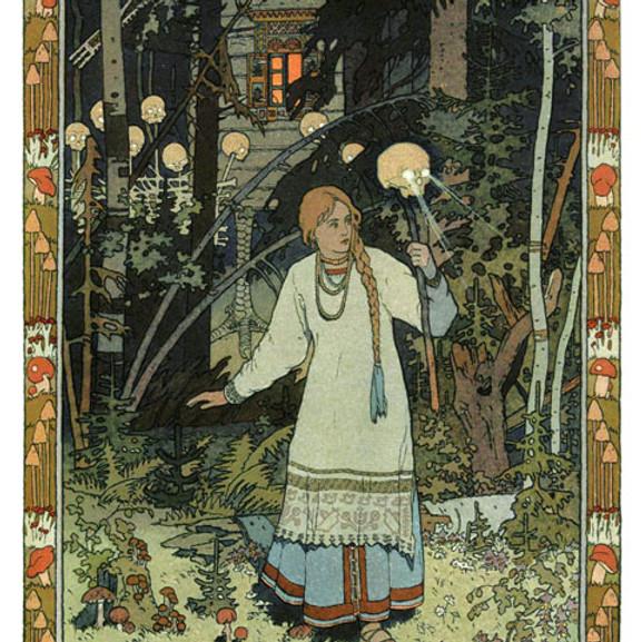 Storytelling Circle: Vasalisa and Baba Yaga