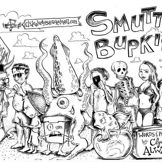 Smutty Bupkis--Full Cover