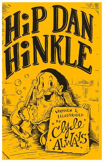 Hip Dan Hinkle (20-Page Chapbook)