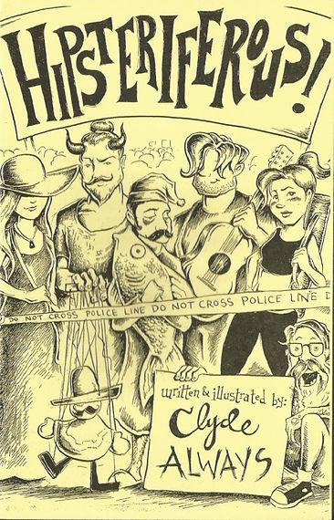 Hipsteriferous! (24-Page Chapbook)