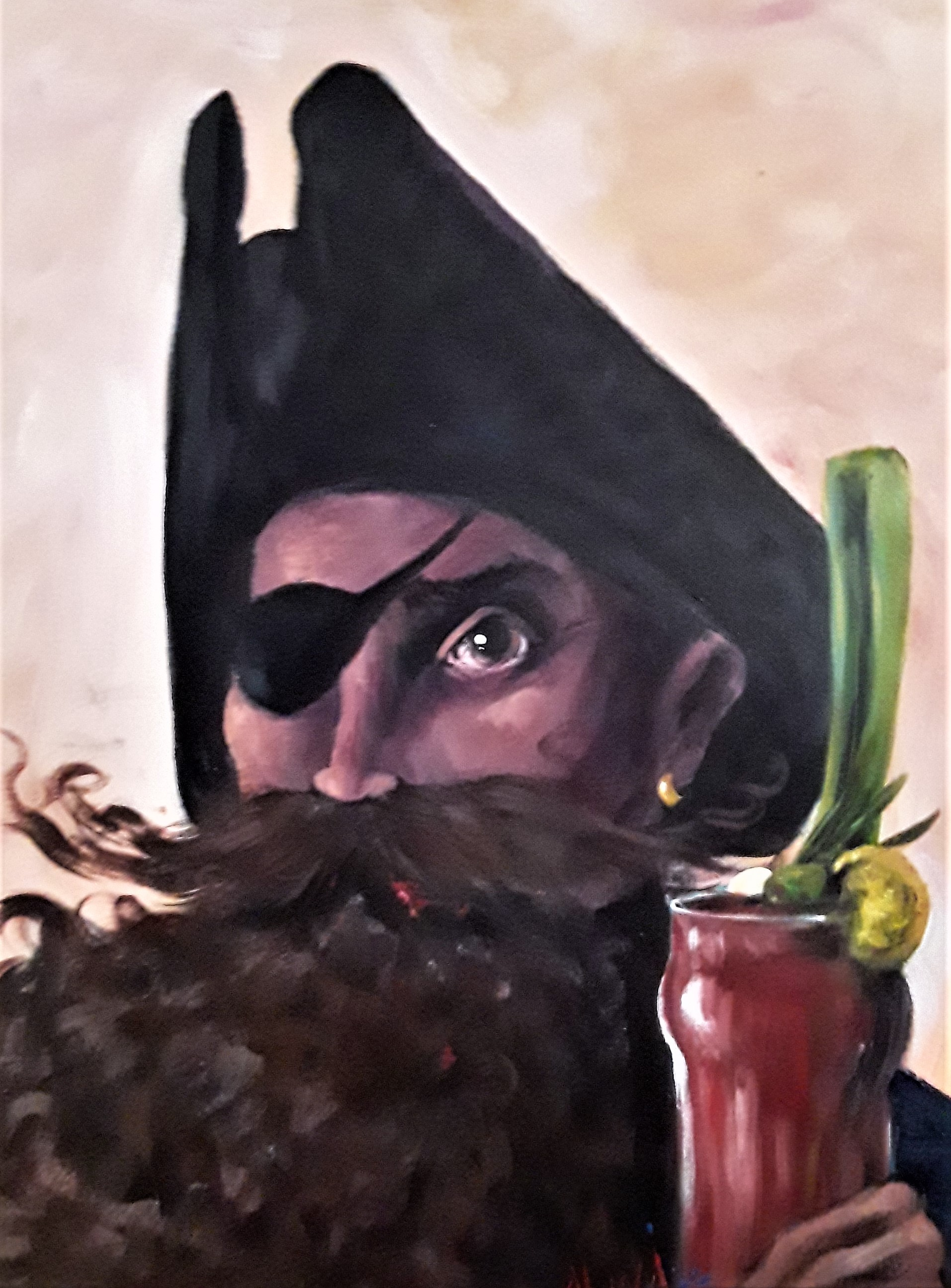 Tucker the Brunch Buccaneer
