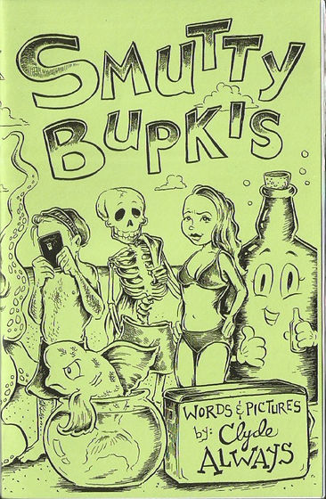 Smutty Bupkis (24-Page Chapbook)